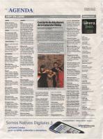 Agenda _ La NUeva Cronica _ 3-1-16