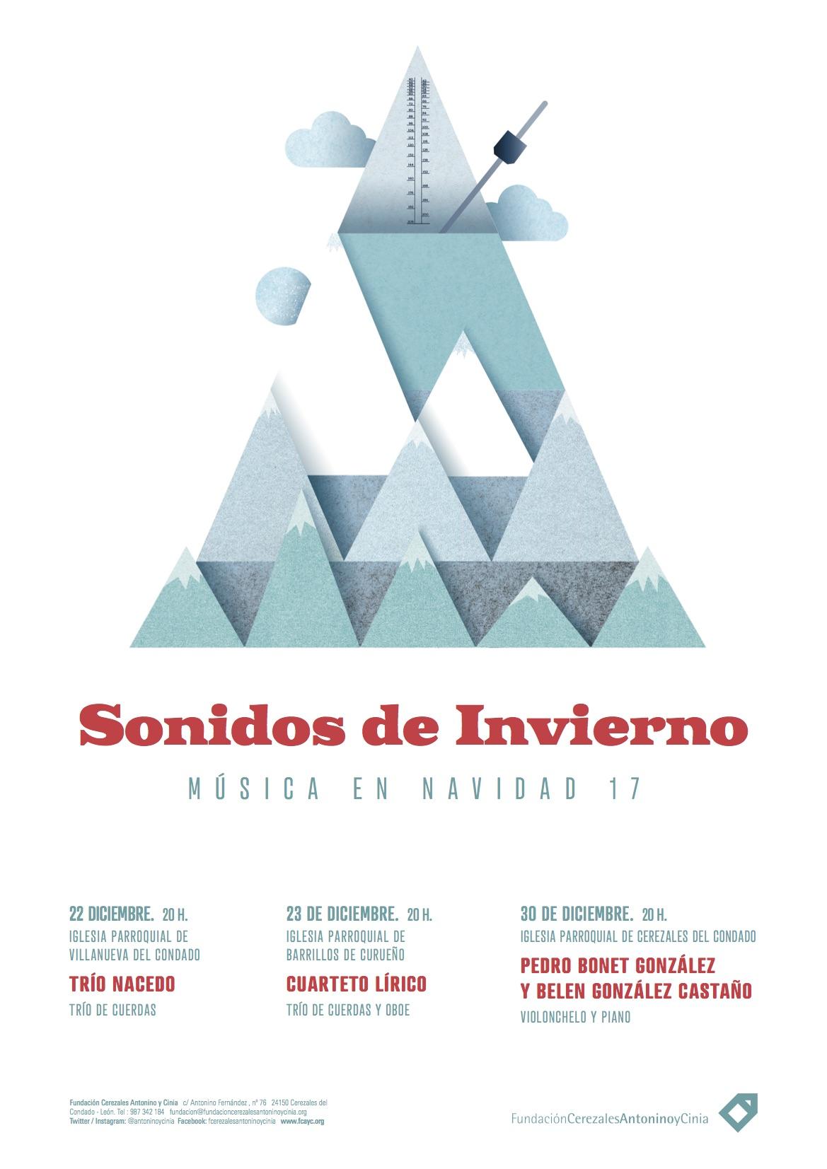 Cartel-Sonidos-de-invierno-17- Fundacion Cerezales