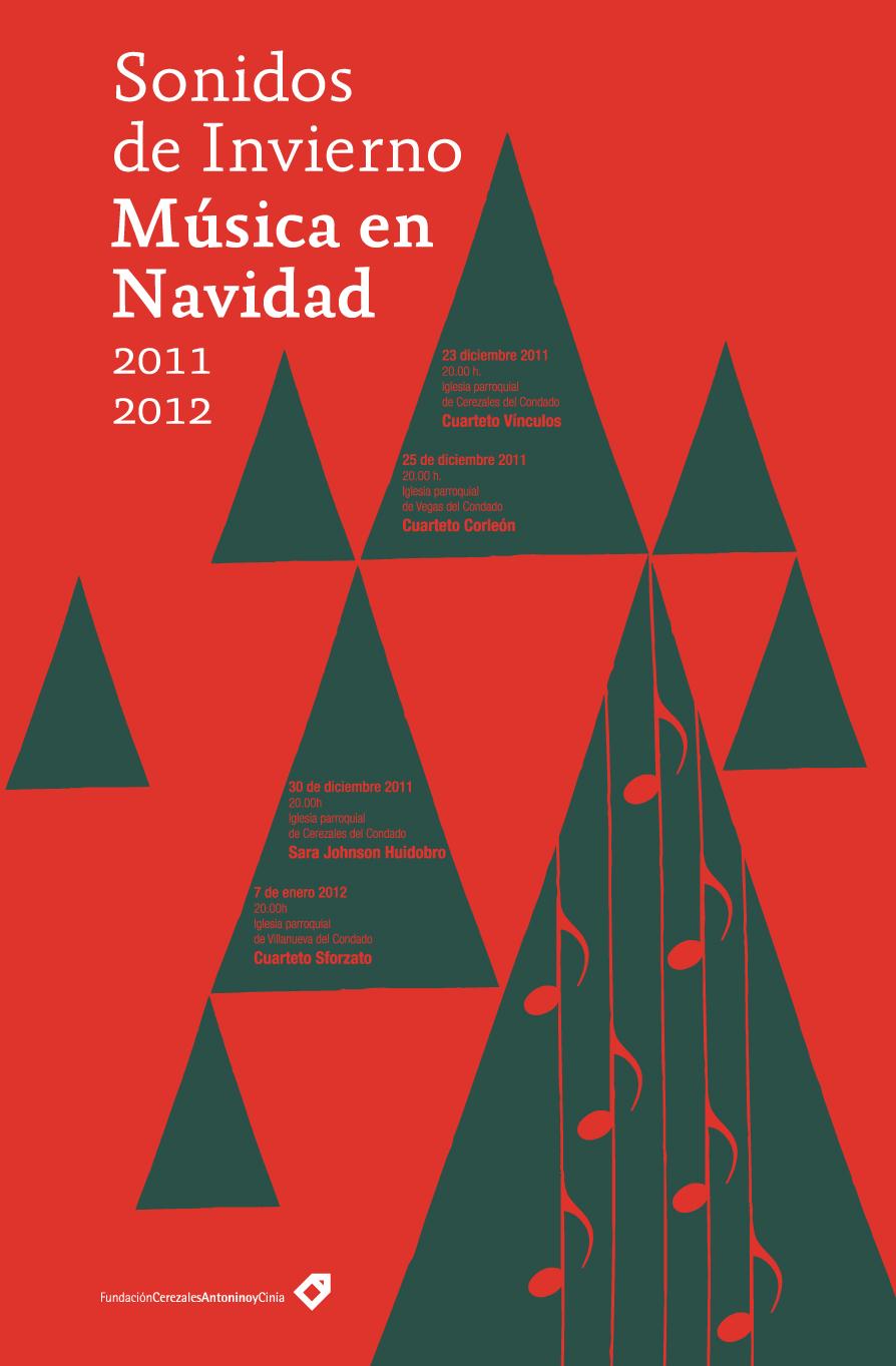 Cartel_musica en navidad 2012