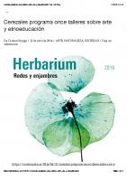 cerezales-programa-once-talleres-sobre-arte-y-etnoeducacion-tam-tam-press