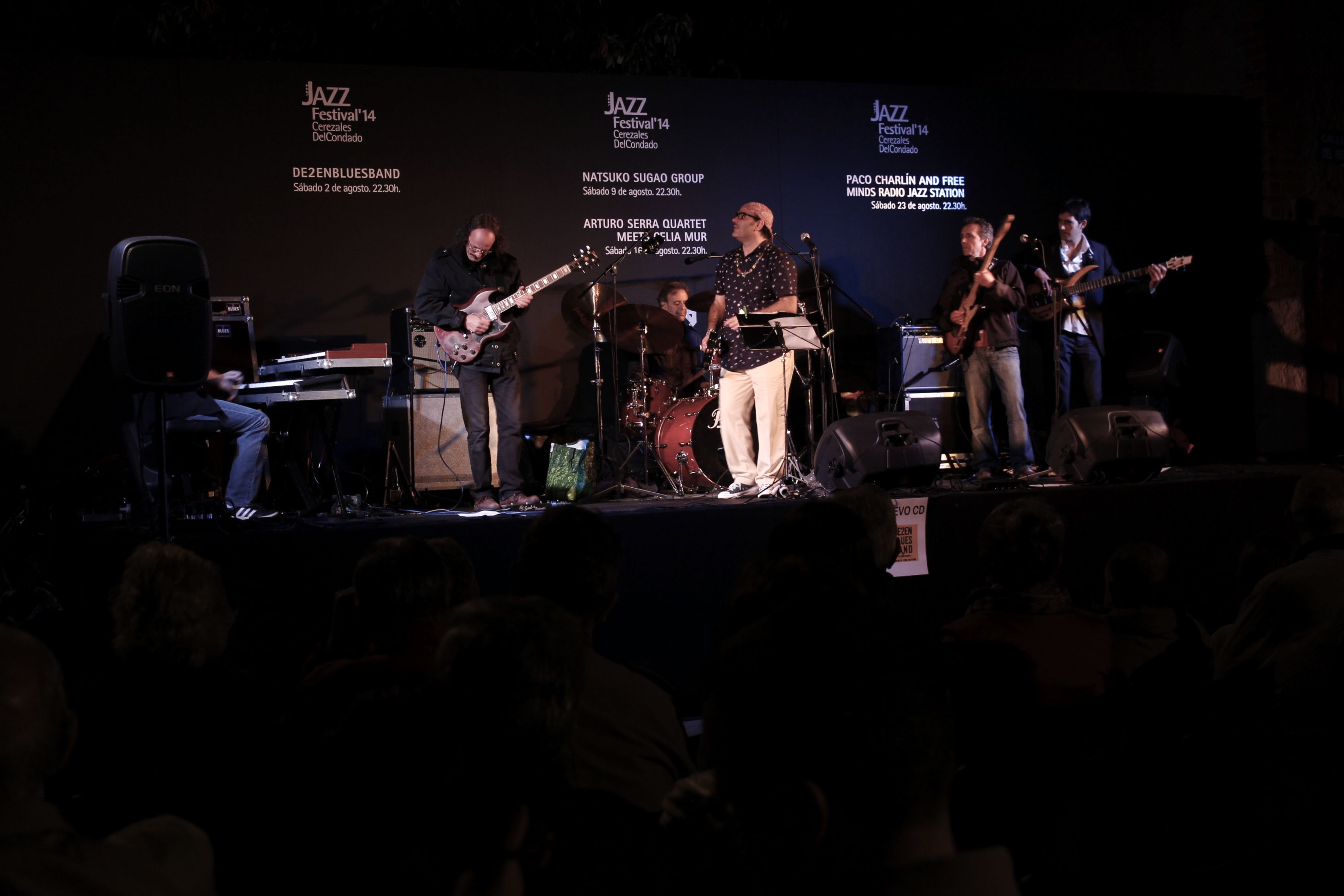 De2enbluesband _ Jazzfestival _ Fundacion Cerezales _3