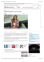 Hannah Epperson, en Cerezales – Cultura – Diario de León