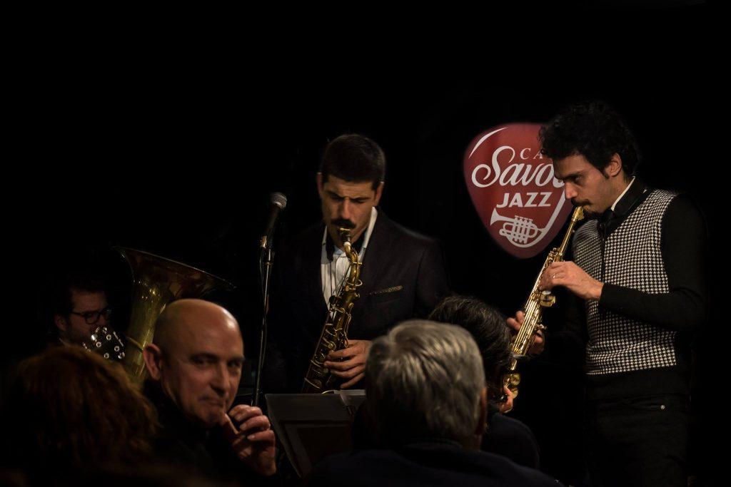 JazzFestival - Encerezados 16 - The Alley Stomper