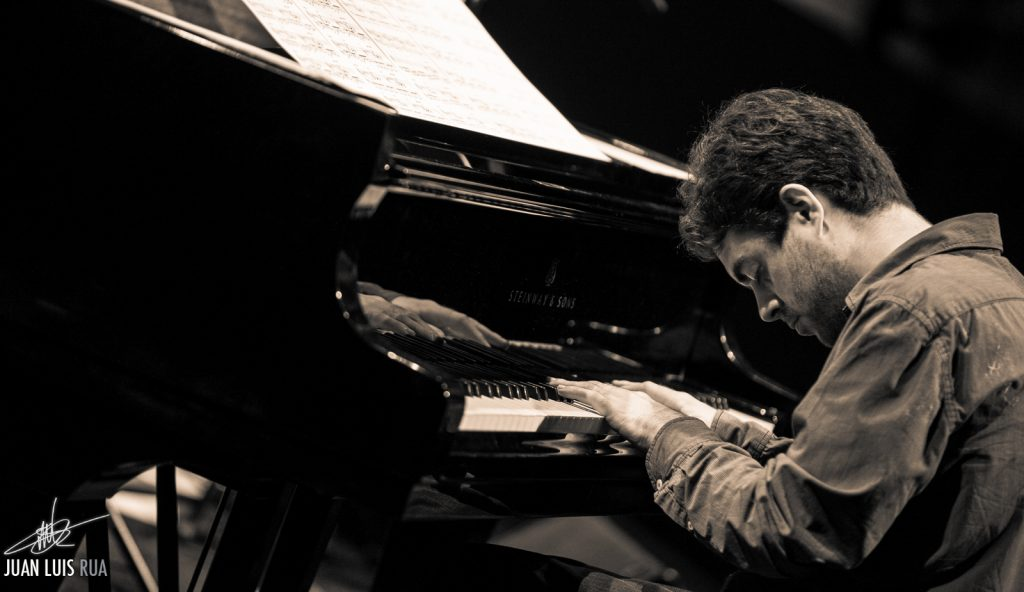 JazzFestival - Encerezados 16 - Yago Vazquez