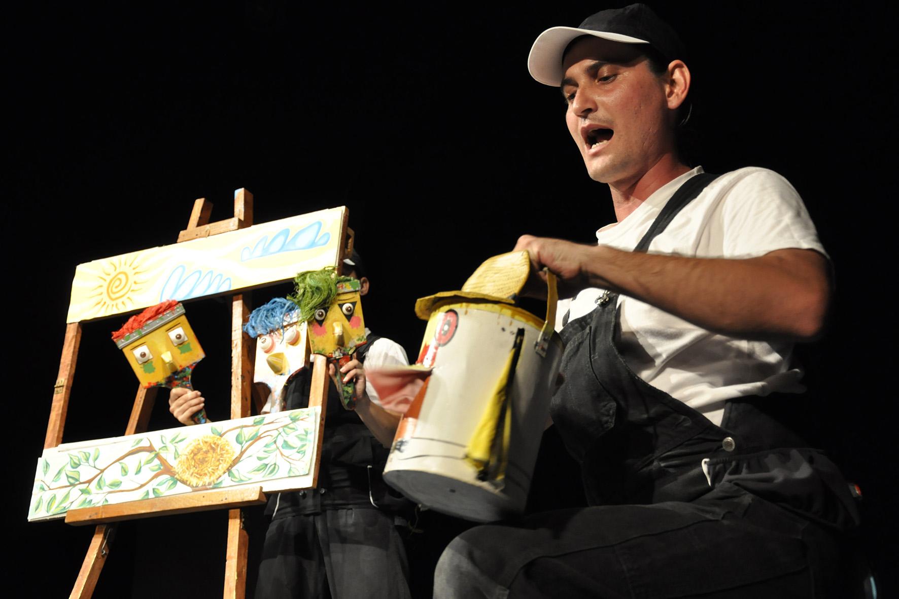 Arttitere - Los pintores - Encerezados 2018 - FCAYC