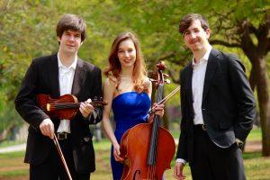 Cygnus Trio conciertos navidad fundacion cerezales