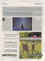Observatorio de estrellas _ La Nueva Cronica _ 31-12-15