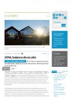 Prensa_2016_12_31_2016 balance de un anio_por Bruno Marcos_La Nueva Cronica
