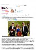 Prensa_2017_01_02_Cerezales del Condado abre el 2017 con un recital de Cygnus Trio – ileon.com