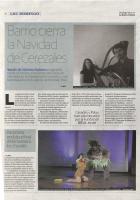 Prensa_2017_01_08_Barrio cierra la navidad de cerezales_La Nueva Cronica