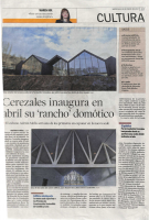 Prensa_2017_01_18_Cerezales inaugura en abril su rancho domotico_Diario de Leon