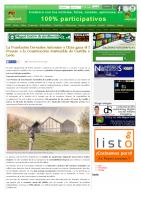 Prensa_2017_01_19_La Fundacion Cerezales Antonino y Cinia gana el I Premio a la Construccion Sostenible de Castilla y Leon | SoyRural.es