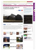 Prensa_2017_01_19_La Fundacion Cerezales premio a la Construccion Sostenible – Cultura – Diario de Leon