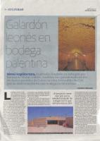 Prensa_2017_01_23_Galardon Leonesa en bodega palentina_La Nueva Cronica