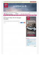 Prensa_2017_01_26_El Forrest Gump del arte inaugura Cerezales – Cultura – Diario de Leon