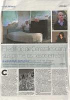 Prensa_2017_01_27_El edificio de Cerezales dara sus primeros pasos en abril_La Nueva Cronica 2
