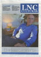 Prensa_2017_03_21_El artista caminante_ En el caso de fulton el arte se demuestra andando_La Nueva Cronica