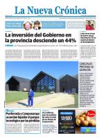 Prensa_2017_04_04_Cerezales prepara su gran dia_Portada_La Nueva Cronica