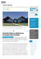 Prensa_2017_04_05_Hamish Fulton se detiene en Cerezales del Condado-La Nueva Cronica