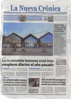 Prensa_2017_04_05_Recta final para la gran catedral de la cultura_La Nueva Cronica