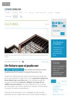 Prensa_2017_04_05_Un futuro que si pudo ser_La NUeva Cronica