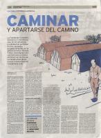 Prensa_2017_04_08_Caminar y apartarse del camino_EL DIA DE LEON