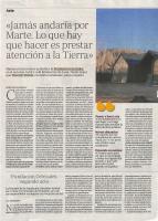 Prensa_2017_04_08_Jamas andaria por Marte Lo que hay que hacer es prestar atencion a la tierra_ABC CULTURAL