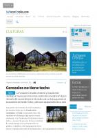 Prensa_2017_04_10_Cerezales no tiene techo_La Nueva Cronica