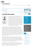 Prensa_2017_04_17_Cerezales del Condado La Nueva Cronica