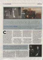 Prensa_2017_04_17_Dos trios Schola y Ayren musica para el fin de semana en Cerezales del Condado_La NUeva Cronica
