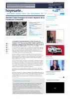 Prensa_2017_04_18_Hamish Fulton inaugura el nuevo espacio de la Fundacion Cerezaless_hoyesarte.com – Primer diario de arte en lengua española
