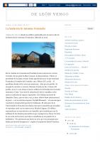 Prensa_2017_04_24_De Leon vengo La fundacion de Antonino Fernandez_De Leon Vengo