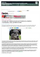 Prensa_2017_05_10_Cerezales del Condado presenta una II edicion de su Redil de Conocimientos razas y productos locales – ileon.com