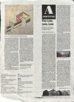 Prensa_2017_05_11_Viva Leon Leon Leon _ Suplemento La NUeva Espana