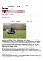 Prensa_2017_05_17_La Fundacion Cerezales se suma al Dia de los Museos con una programacion sobre la huella ecologica – ileon.com