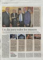 Prensa_2017_05_18_un dia para todos los museos_Diario de Leon