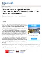 Prensa_2017_05_20_Cerezales cierra su segundo 'Redil de conocimientos, razas y productos. Carea 17 con muestras y degustaciones _leonoticias.com