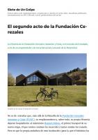 Prensa_2017_05_23_Segundo acto de la Fundacion Cereales | Siete de Un Golpe