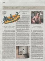 Prensa_2017_07_22_Sin descanso en vacaciones_propuestas de los novatos_ABC Cultural