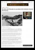 Prensa_2017_12_22_50 anos del llenado en pruebas del embalse leones del Porma_EuropaPress