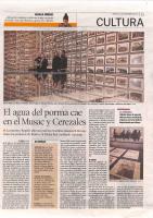 Prensa_2017_12_2_El agua del porma en el musac y cerezales_Diario de Leon