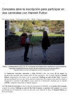 Prensa_2017_3_21_Cerezales abre la inscripción para participar en dos caminatas con Hamish Fulton | Tam-Tam Press
