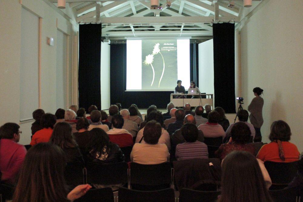 Sendas_lorena_lozano_herbarium_presentacion_fundacion_cerezales3