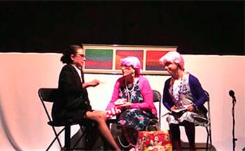 Tres historias de teatro breve y un cuento de regalo