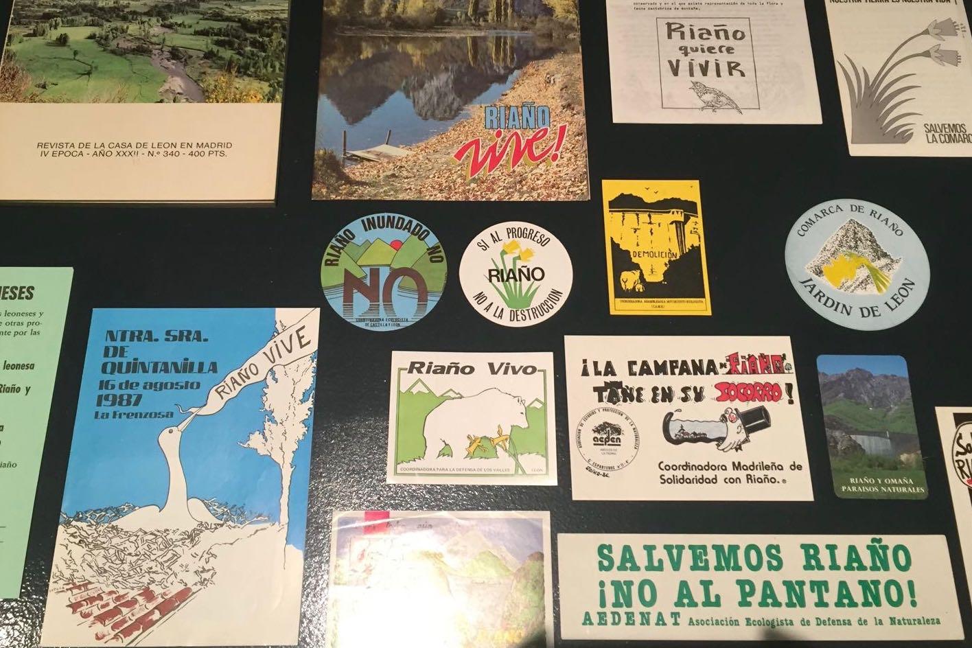 archivo domestico de asociaciones sobre riaño - REGION - Fundacion cerezales - FCAYC