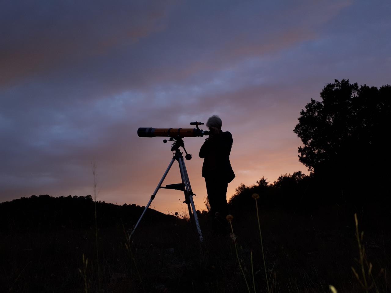 cielo de verano perseidas - fundacion cerezales - fcayc - 2020