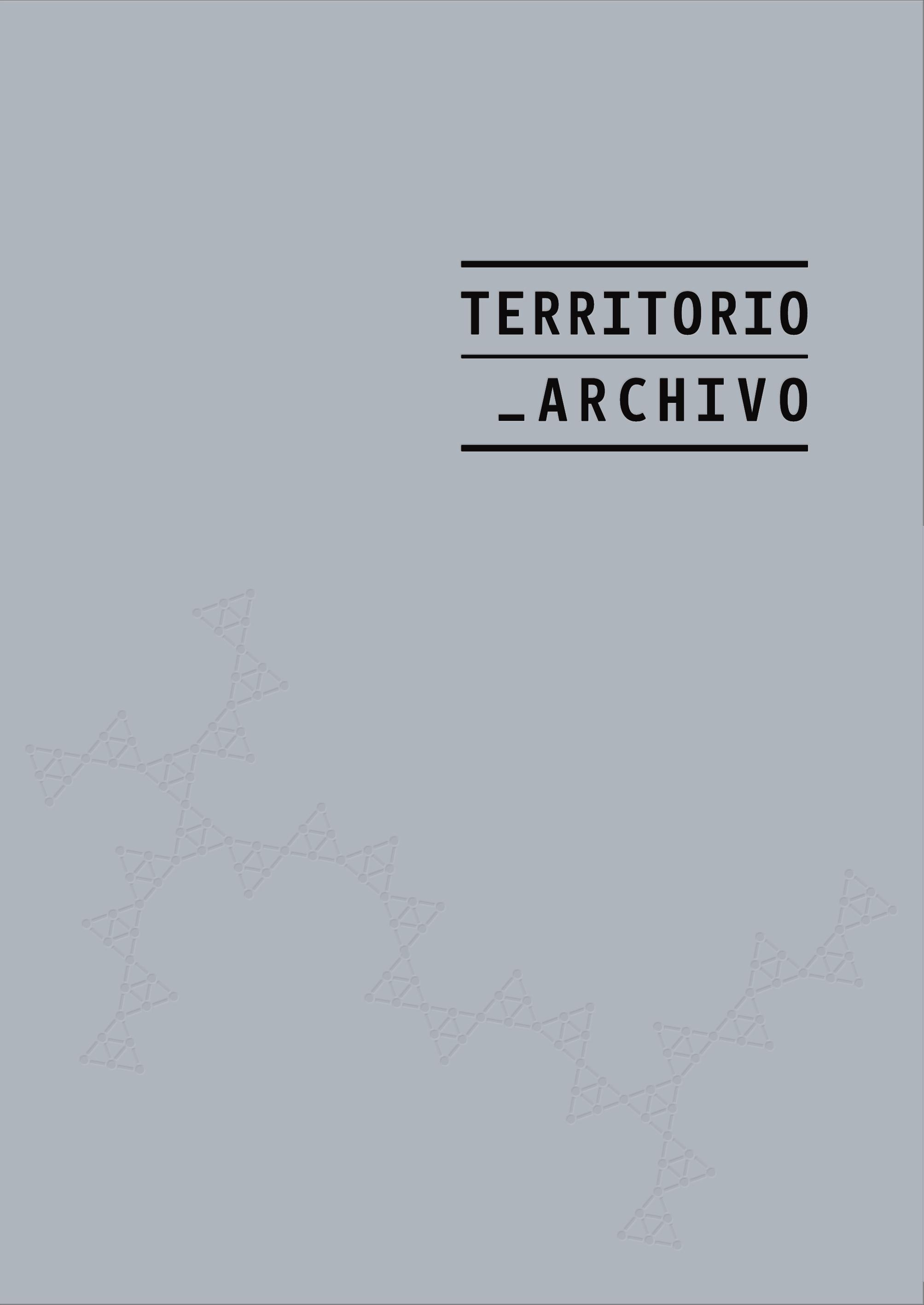 Publicaciones Fundacion Cerezales Territorio Archivo