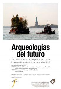 arqueologias del futuro Exposición Fundacion cerezales