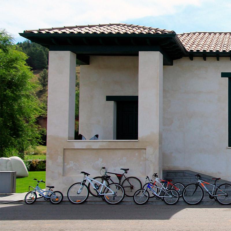Taller didáctico - Escuela de bicis - FCAYC